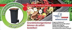Welche Balkonpflanzen Ab März : die biotonne im landkreis harburg ab 2019 welche gr e soll es sein landkreis harburg ~ Whattoseeinmadrid.com Haus und Dekorationen