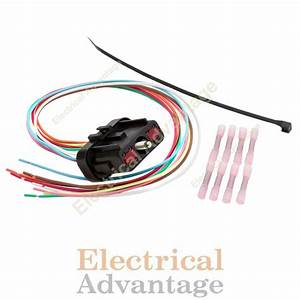 Transmission Connector Wire Harness Repair Kit Solenoid