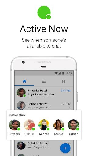 messenger lite free calls messages for android