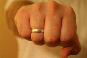 i wear my wedding ring on my right hand living one With wedding ring on right hand