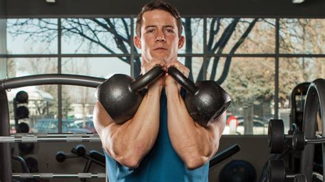 kettlebell muscle master plan bodybuilding building week double build weight workout exercises squat imbalance body kettlebells geoff programs kb press