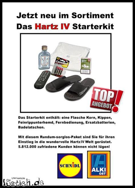 hartz iv starterkit bild lustichde