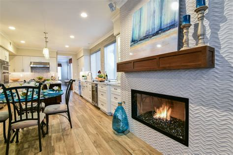 home remodel beach style fireplace cairnscraft