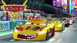 Vidéo De Cars 3 : disney pixar cars 3 the video game lightning mcqueen vs miguel camino fun epic race battle ~ Medecine-chirurgie-esthetiques.com Avis de Voitures