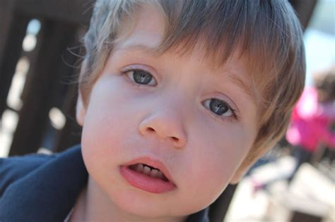 picture child face lips portrait cute people