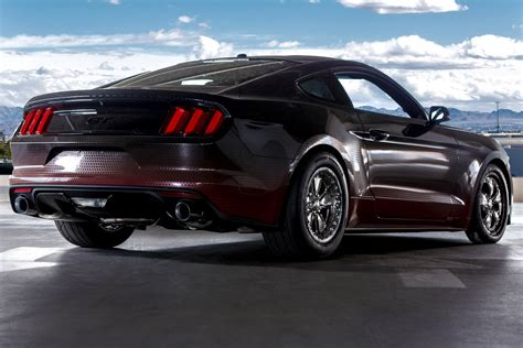 2015 ford mustang coolest official 2015 ford mustang king cobra concept gtspirit