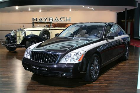 Maybach - The Truth About Cars