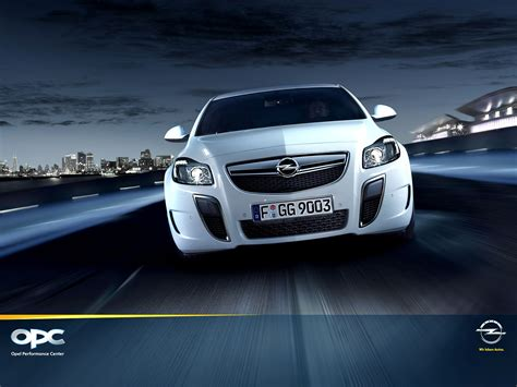 724 Cars Opel Insignia Opc Wallpaper