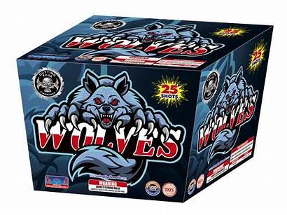 Wolves Fireworks
