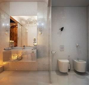 modele salle de bain de luxe quelques exemples design With salle de bain design avec décoration tropicale anniversaire