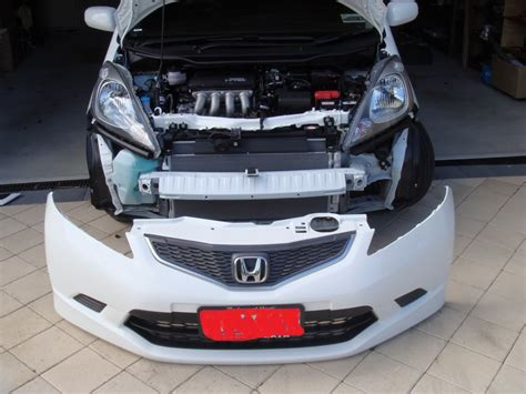 how to install mugen grille on ge8 unofficial honda fit forums