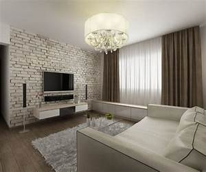 spectacular interior design feature walls living room With living room wall interior design