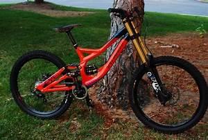 downhill mountain bike specialized   Riding Bike