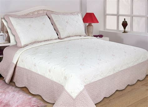 Coverlet Set King by All For You 3 Pc Reversible Quilt Set Bedspread Coverlet