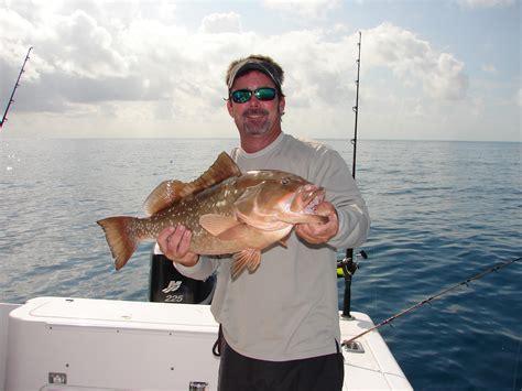 grouper gulf fishing naples fish mexico florida southwest geraghty captain author nice coast years