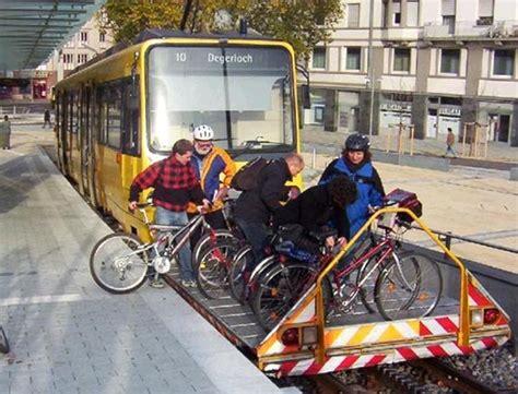 Bike Carrying Train