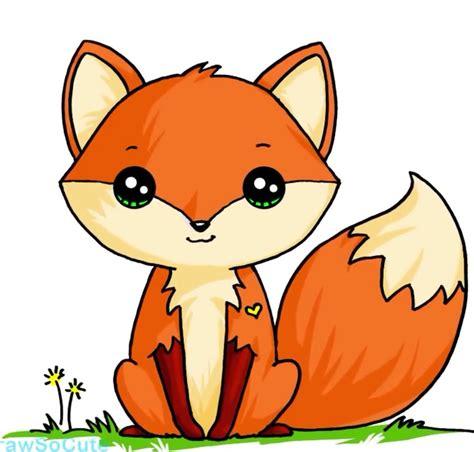 milaya lisichka project kawaii drawings cute fox