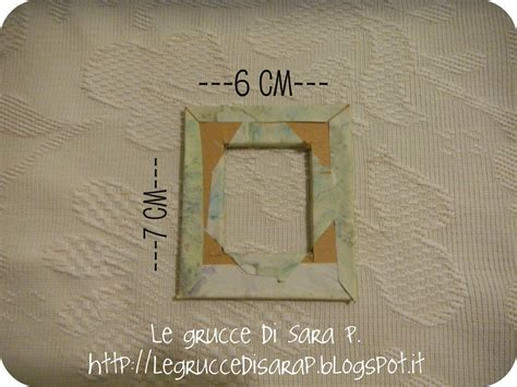 Cornici Di Cartone Per Foto Le Grucce Di P Cornici Per Foto Di Cartoncino