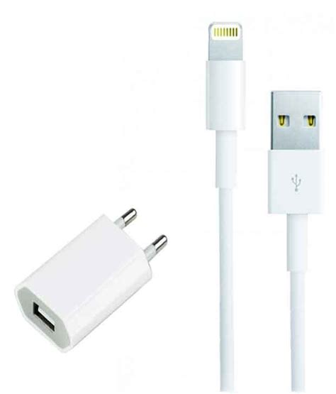 apple iphone charger havein usb charger for apple iphone 5s white buy