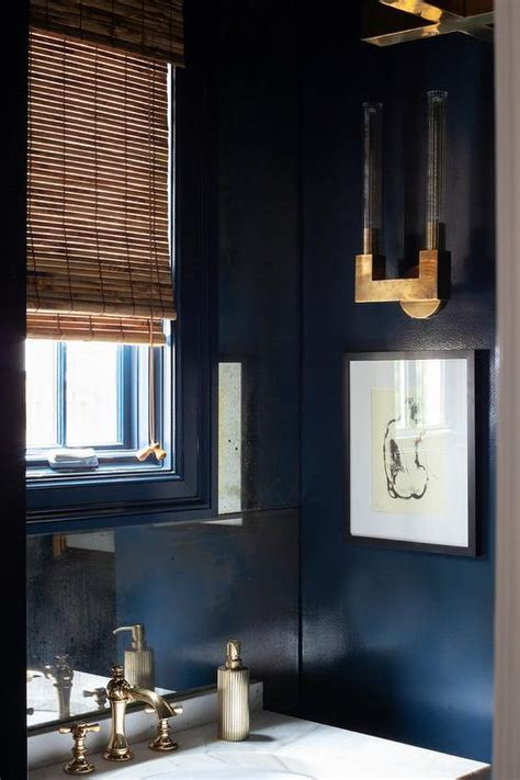 blue  gray bedrooms transitional bedroom farrow