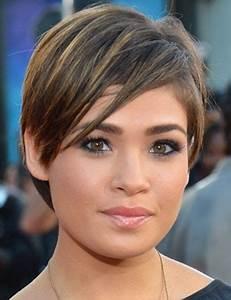 Coupe Cheveux Tete Ronde : coupe cheveux court femme ronde ~ Melissatoandfro.com Idées de Décoration