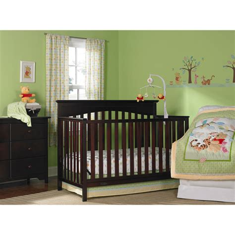 disney baby winnie the pooh friends 3 piece crib bedding