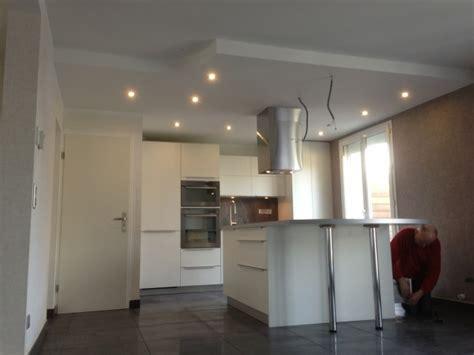 eclairage faux plafond cuisine eclairage faux plafond cuisine est soit encastr dans les