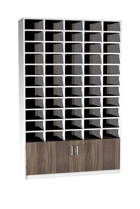 stylish mail room pigeon holes post room furniture