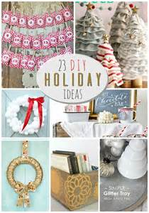 DIY Holiday Ideas