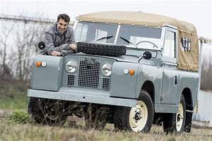 Land Rover 88 Series Ii  A 1963 Gray For Sale  Land Rover