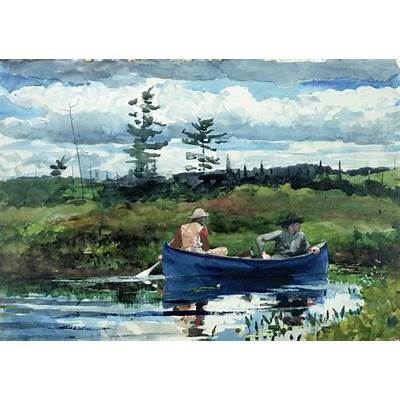 19th century American Paintings: Winslow Homer ctd