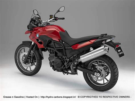 Review Bmw F 700 Gs by 2013 Bmw F 700 Gs Review Way2speed