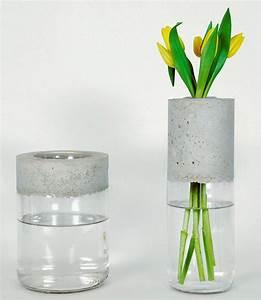 Beton Vase Selber Machen : die besten 25 modelliermasse ideen auf pinterest jumping clay tonblumen und polymer ~ Markanthonyermac.com Haus und Dekorationen