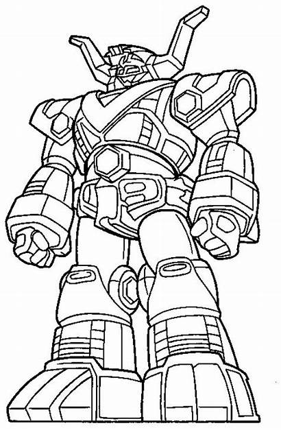 Coloring Pages Cool Cartoon Boys Power Printable