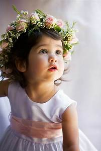 Couronne De Fleurs Mariage Petite Fille : 65 couronne de fleurs pour votre coiffure parfaite ~ Dallasstarsshop.com Idées de Décoration