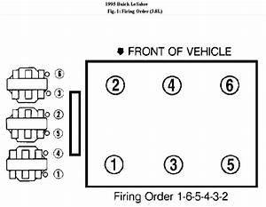 Where Can I See A Spark Plug Wiring Diagram For A 95 Buick