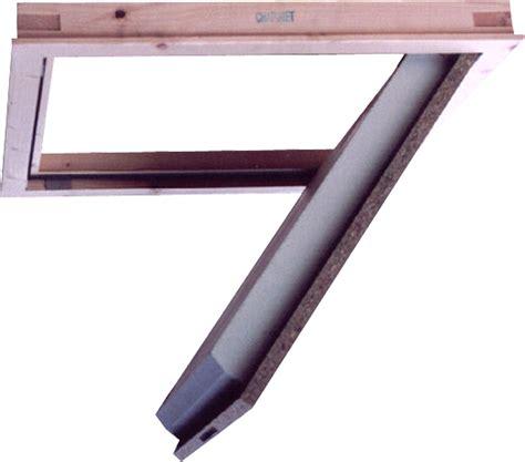 trappe de plafond isolee trappe de visite plafond