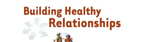 Building Healthy Relationships Journey