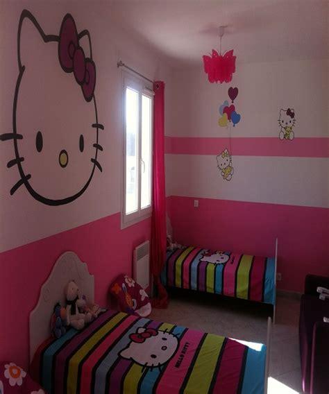decoration chambre hello idee déco chambre fille décoration enfant hello