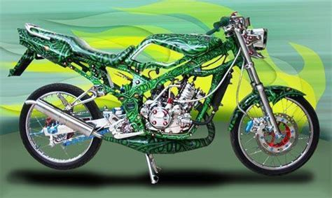 Foto foto Sepeda Motor Drag
