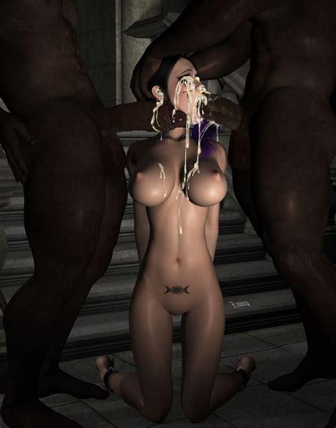 Latina First Monster Cock