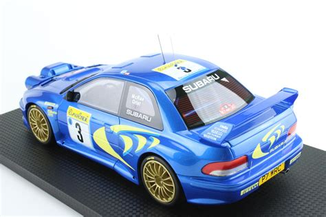 wrc subaru top marques collectibles subaru impreza s4 wrc mc rally