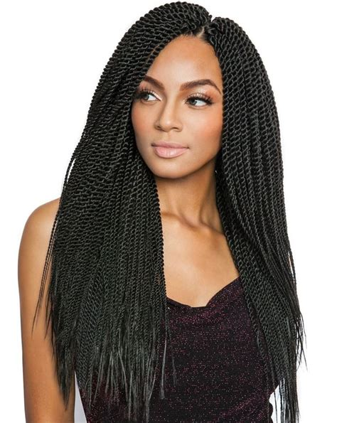 Photos Of Twist Hairstyles by Senegalese Twist Hair Multi Pack Which Requires Less Hair