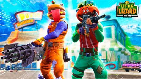 Tomato Head & Beef Boss Team Up!!!