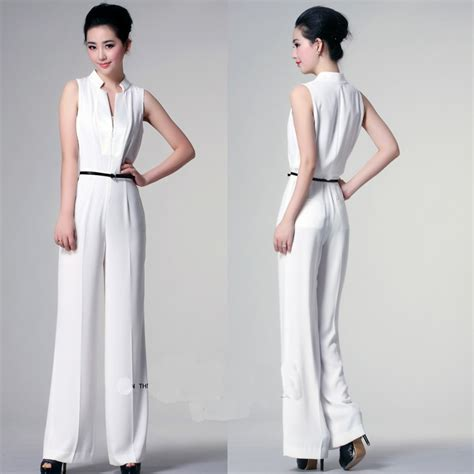 s dress jumpsuits 2014 jumpsuits and rompers fashion silk jumpsuit