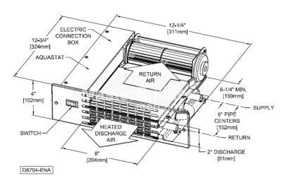 Beacon Morri Wiring Diagram by Beacon Morris K42 Flo Iii Kick Space Heater