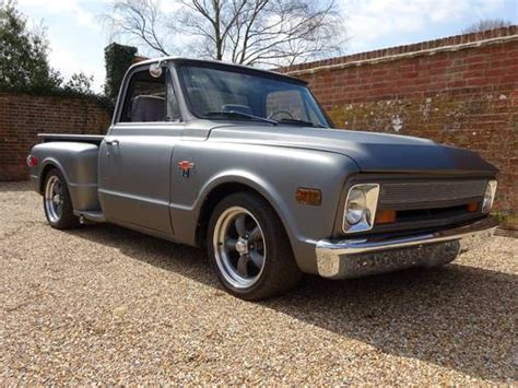 1968 chevy c10 stepside sold car and classic