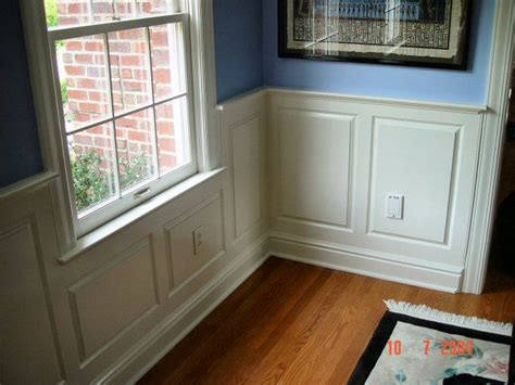 wainscoting unique    traditional