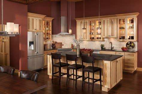 Cottage Hickory Cabinets   Craftsman   Kitchen   DC Metro