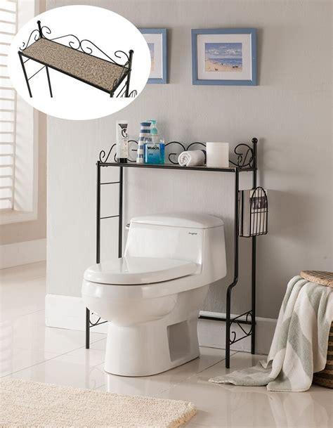 the toilet shelf bathroom metal etagere bathroom toilet etagere space